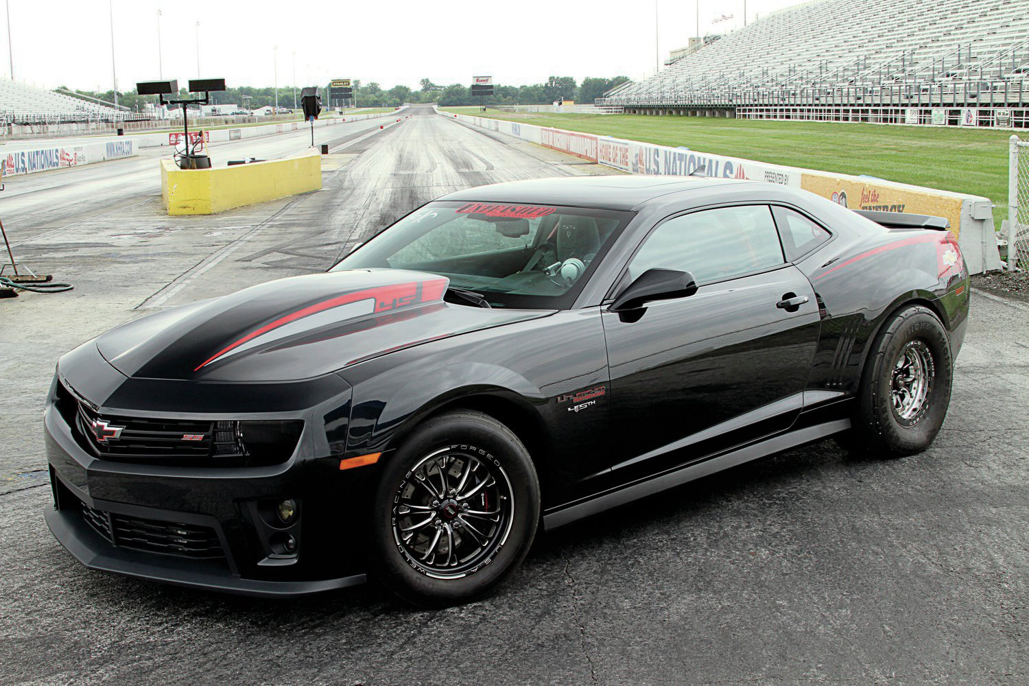 2012 Chevrolet Camaro Ss 45th Anniversary Edition A