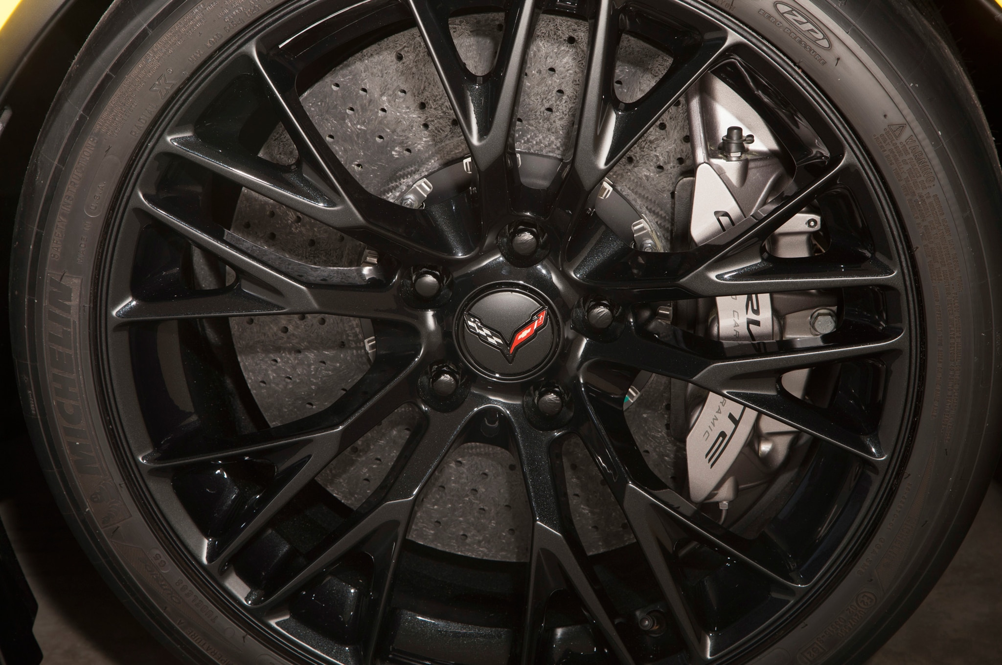 2015 Chevrolet Corvette Z06 Wheels