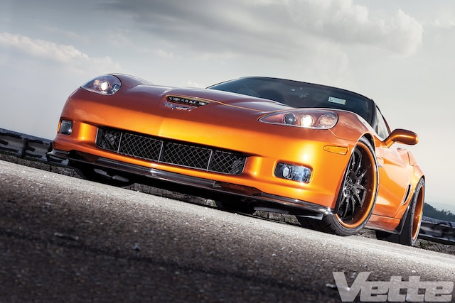 2007 Chevrolet Corvette Z06 Sanity Check Vette Magazine