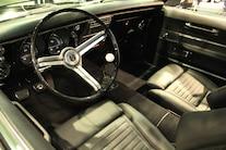 1968 Chevrolet Camaro 427 Copo Interior Driver Side