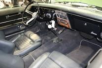 1968 Chevrolet Camaro 427 Copo Interior Passenger Side