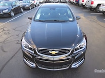 2014 Chevrolet Ss Sedan Front Top Hood