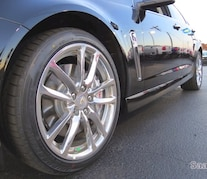 2014 Chevrolet Ss Sedan Front Wheels Tires