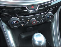 2014 Chevrolet Ss Sedan Interior Climate Control