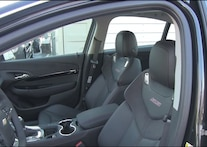 2014 Chevrolet Ss Sedan Interior Front Seats