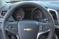 2014 Chevrolet Ss Sedan Interior Gauges