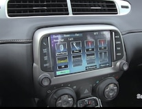 2014 Chevrolet Ss Sedan Interior Infotainment