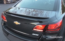 2014 Chevrolet Ss Sedan Rear Spoiler