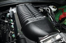 2011 Chevrolet Camaro Ss Whipple