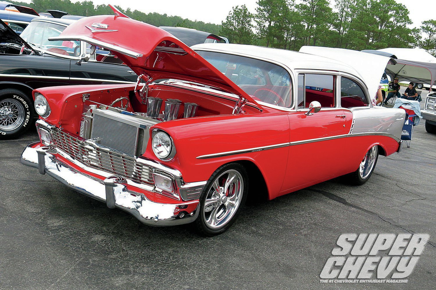 Chevrolet Bel Air Front