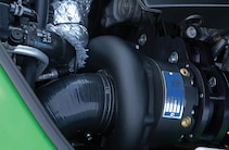 2010 Chevrolet Camaro Rs Synergy Green Vortech Supercharger