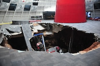 NationalCorvetteMuseum Sinkhole