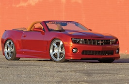2011 Stitchcraft Camaro SS Convertible - Quality Time