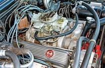 1969 Chevrolet Camaro Ss Rs Engine Side
