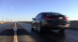 2014 Chevy SS Hennessey HPE600 Drag