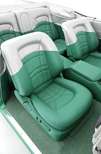 1957 Chevrolet Bel Air Seats