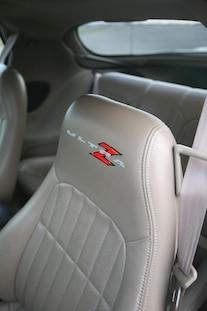 2002 Chevrolet Camaro Z28 Seats 11