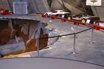 Corvette Museum Damage 10