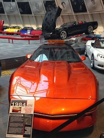 Corvette Museum Damage 01