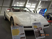 Corvette Museum Damage 03