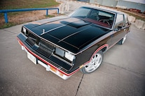 1982 Oldsmobile Cutlass Front View