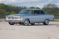 1967 Chevrolet Chevy Ii Front Side View
