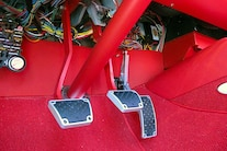 1967 Chevrolet Chevy Ii Pedal Assembly
