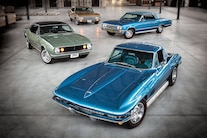 1967 Chevrolet Camaro Impala Chevelle Corvette