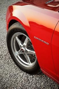 2011 Chevrolet Camaro Wheel