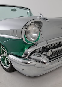 1957 Chevrolet Bel Air Headlight