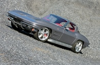 1963 Chevrolet Corvette Sting Ray Coupe - Influence Peddler