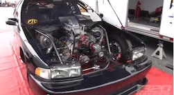 1996 Chevrolet Impala SS Drag Car