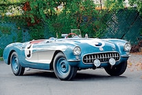 1955 Chevrolet Corvette The Privateer Front Right Side View Promo