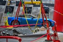 2009 Chevrolet Corvette ZR1 Rescue From Corvette Sinkhole 7