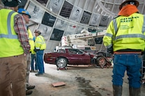 1993 Chevrolet Corvette 40th Anniversary  Rescue From Corvette Sinkhole 2