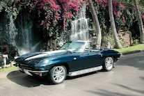 The Glass Menagerie Readers Rides May 2014 1964 Chevrolet Corvette C2 Convertible Promo