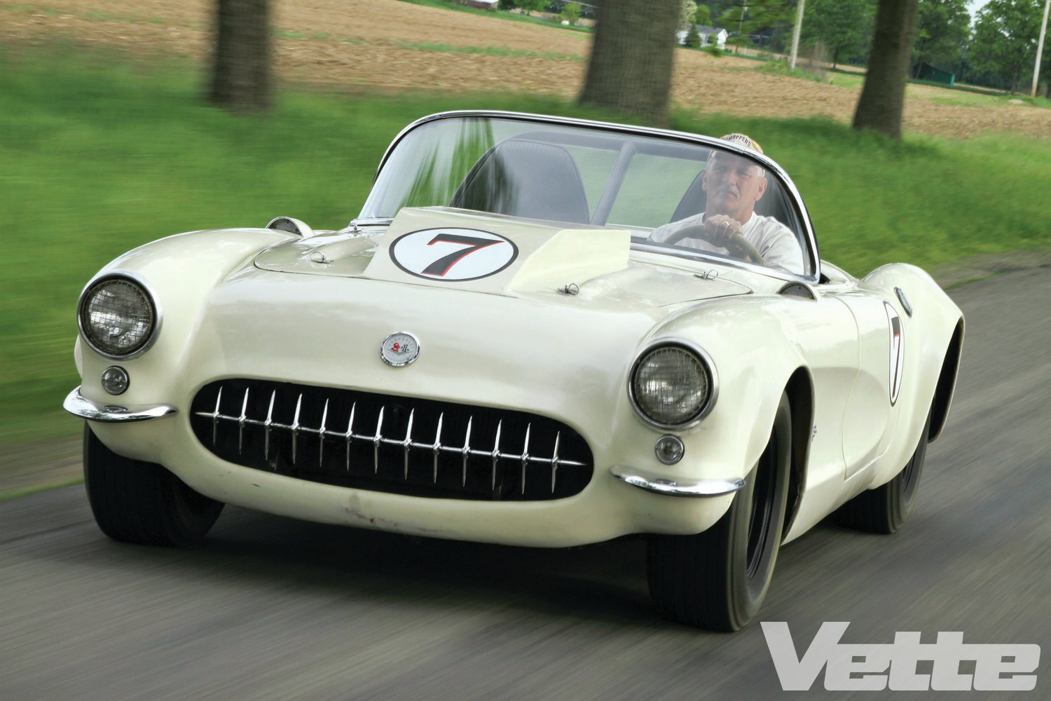 1957 Chevrolet Corvette - Pilot Car