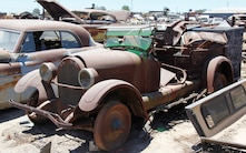 Turners Auto Wrecking >> More Photos Of The 100 Acre Vintage Junkyard At Turner S