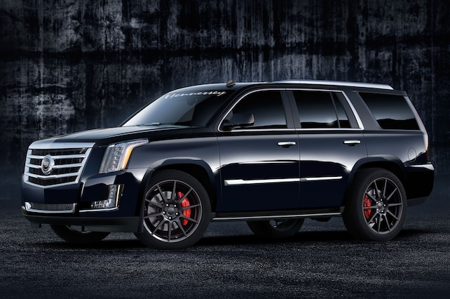 2015 Cadillac Escalade Hennessey HPE550