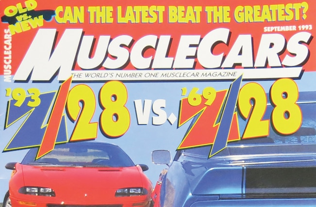 Muscle Cars Mag Cover Cropped