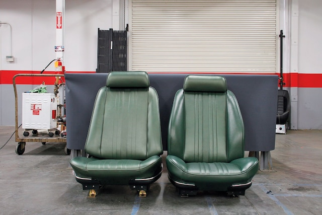 Sport Seat Finished
