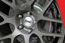 2012 Chevrolet Camaro Wheel Detail