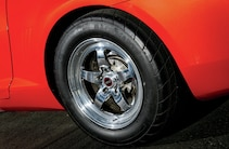 2011 Chevrolet Camaro Ss Racemaster Tire