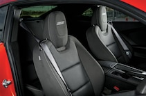 2011 Chevrolet Camaro Ss Interior Seats