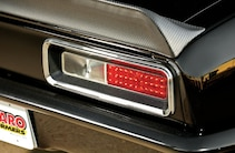 1967 Chevrolet Camaro Taillight