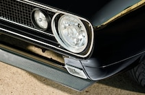 1967 Chevrolet Camaro Headlights