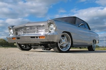 1967 Chevrolet Chevy Ii Front View