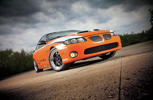 2006 Pontiac Gto Front