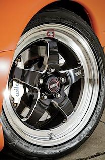 2006 Pontiac Gto Weld Wheel