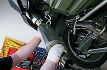 2012 Chevrolet Camaro Ss Exhaust Pipe